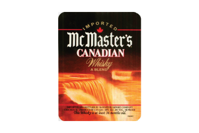 McMasters Whisky